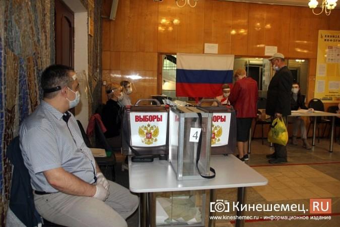 В голосовании по поправкам в Конституцию приняли участие более 43 тысяч кинешемцев фото 10