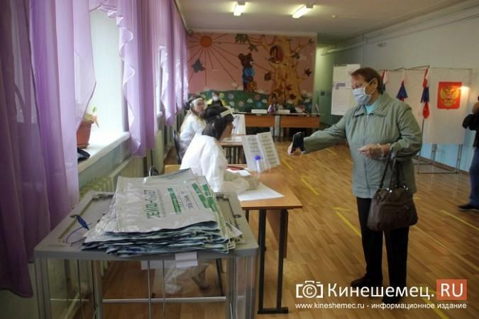 В голосовании по поправкам в Конституцию приняли участие более 43 тысяч кинешемцев фото 24