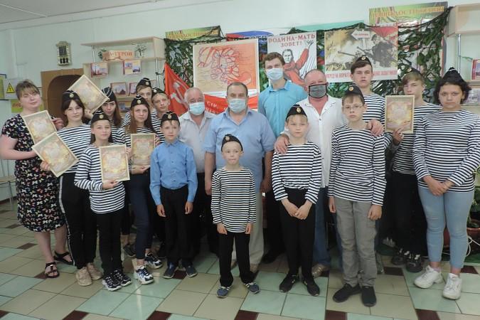 В  Кинешемском детском доме открыли свой собственный музей боевой славы фото 2
