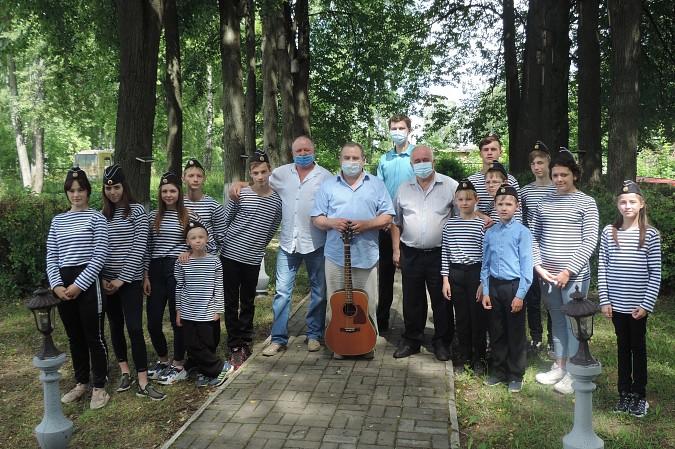 В  Кинешемском детском доме открыли свой собственный музей боевой славы фото 3