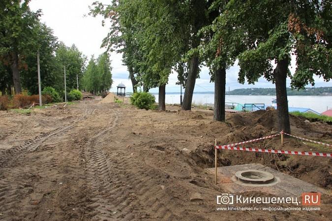 Что происходит на большой строительной площадке Волжского бульвара? фото 19
