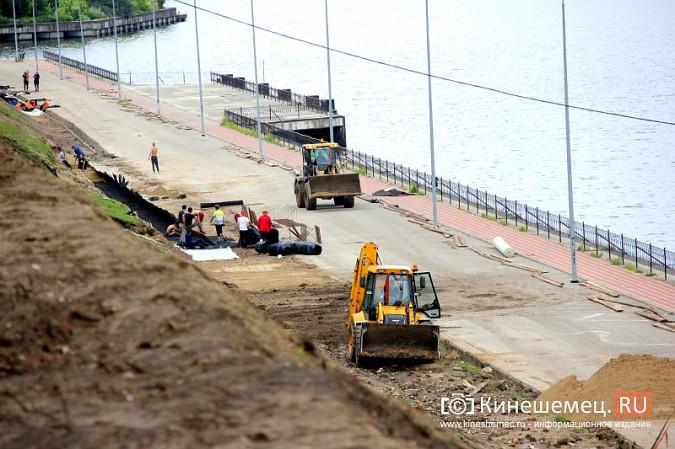 Что происходит на большой строительной площадке Волжского бульвара? фото 41