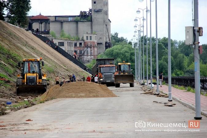 Что происходит на большой строительной площадке Волжского бульвара? фото 51