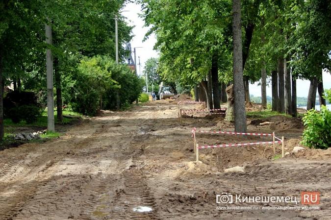 Что происходит на большой строительной площадке Волжского бульвара? фото 44