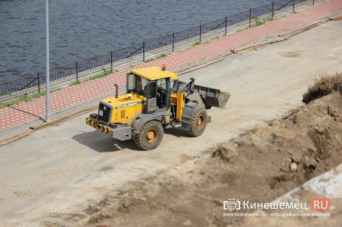 Что происходит на большой строительной площадке Волжского бульвара? фото 12
