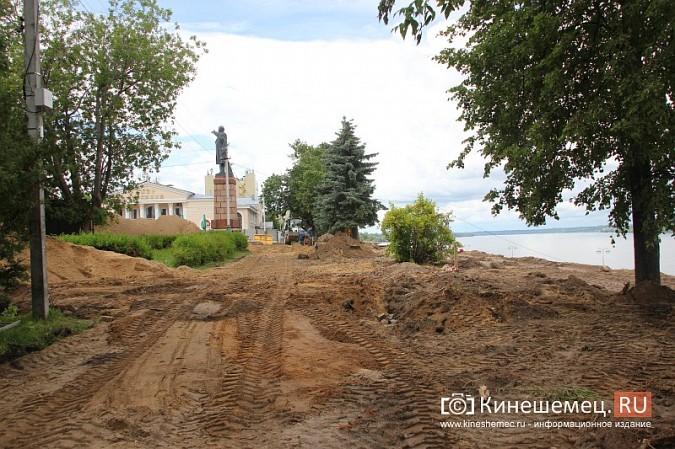 Что происходит на большой строительной площадке Волжского бульвара? фото 38