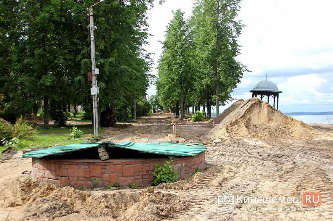 Что происходит на большой строительной площадке Волжского бульвара? фото 14