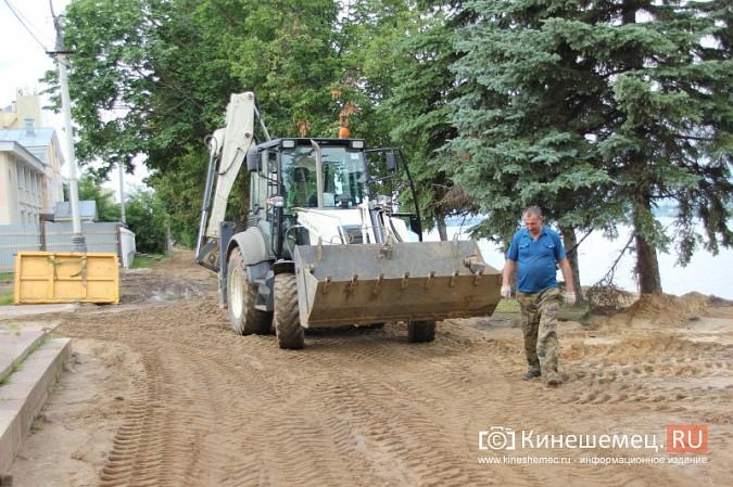 Что происходит на большой строительной площадке Волжского бульвара? фото 36