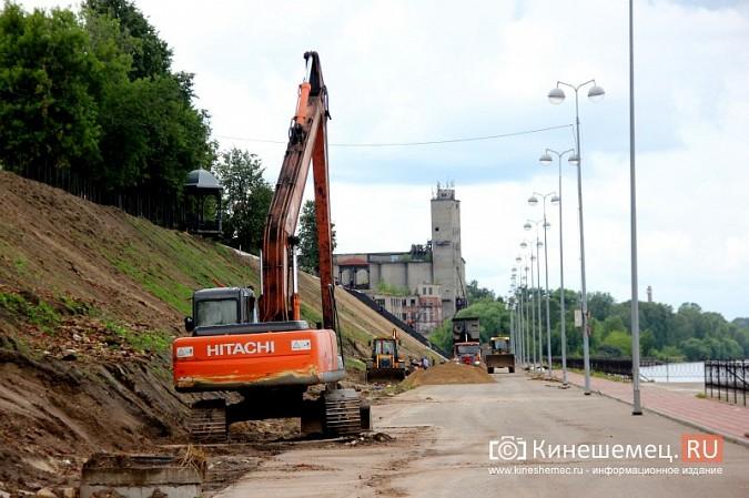 Что происходит на большой строительной площадке Волжского бульвара? фото 50