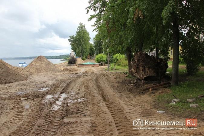 Что происходит на большой строительной площадке Волжского бульвара? фото 21