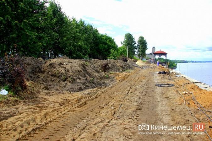 Что происходит на большой строительной площадке Волжского бульвара? фото 11