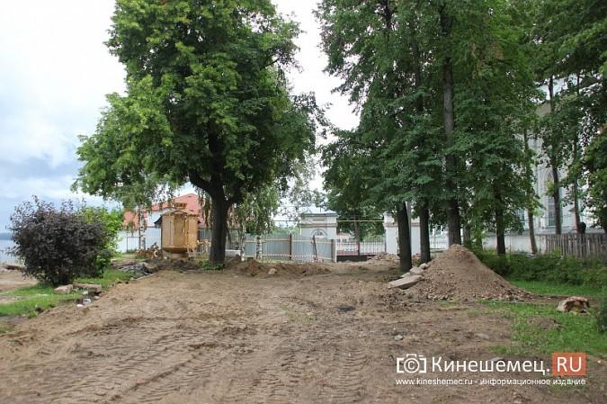 Что происходит на большой строительной площадке Волжского бульвара? фото 18