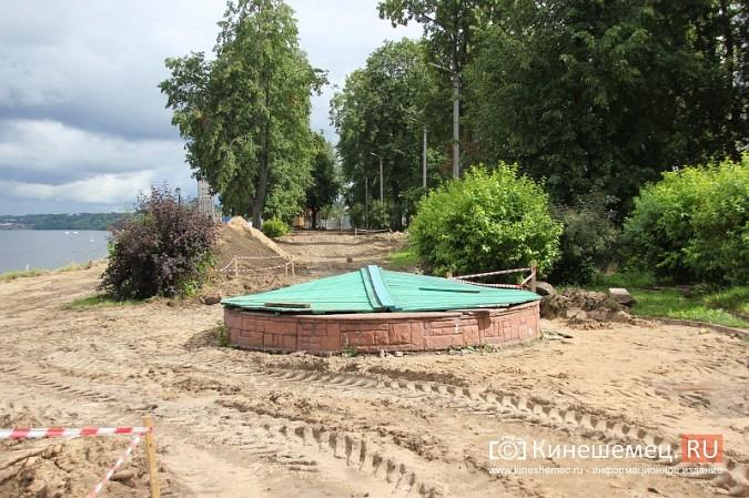 Что происходит на большой строительной площадке Волжского бульвара? фото 45