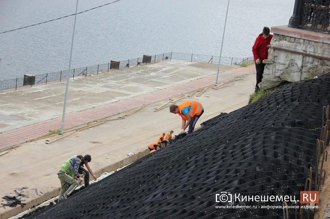 Что происходит на большой строительной площадке Волжского бульвара? фото 8