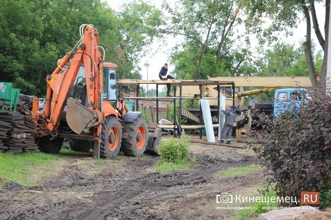 Что происходит на большой строительной площадке Волжского бульвара? фото 10