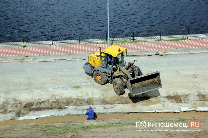 Что происходит на большой строительной площадке Волжского бульвара? фото 26