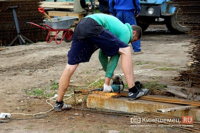 Что происходит на большой строительной площадке Волжского бульвара? фото 6