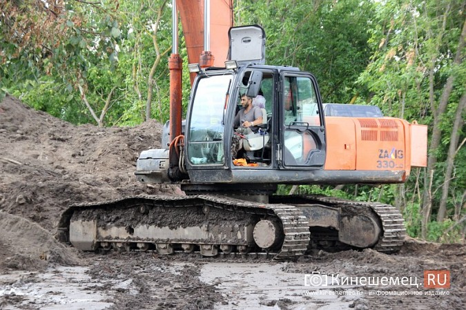 Что происходит на большой строительной площадке Волжского бульвара? фото 4
