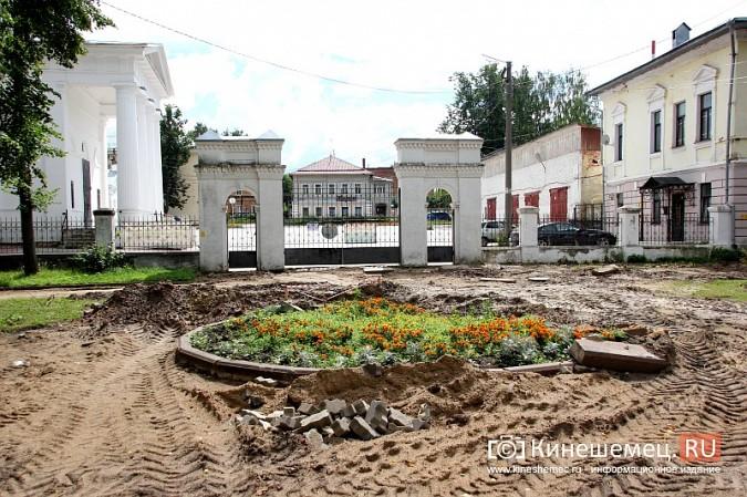 Что происходит на большой строительной площадке Волжского бульвара? фото 16