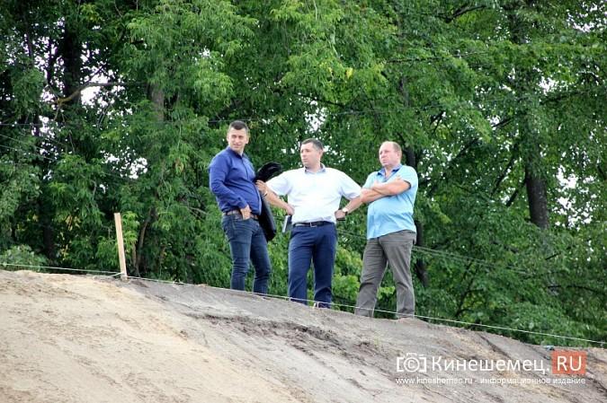 Что происходит на большой строительной площадке Волжского бульвара? фото 48
