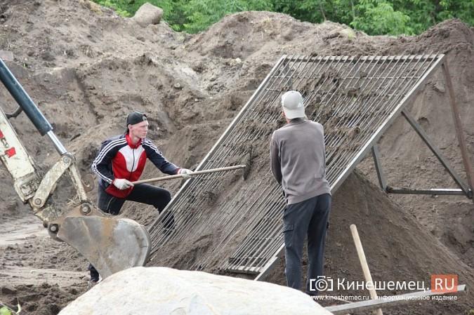 Что происходит на большой строительной площадке Волжского бульвара? фото 5