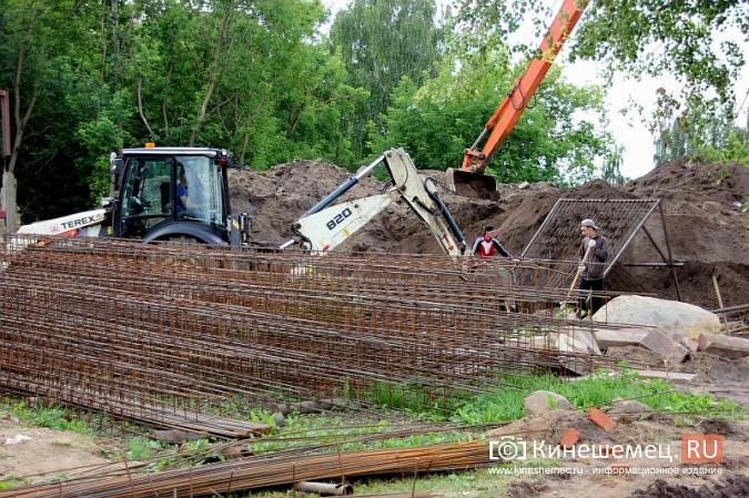Что происходит на большой строительной площадке Волжского бульвара? фото 2