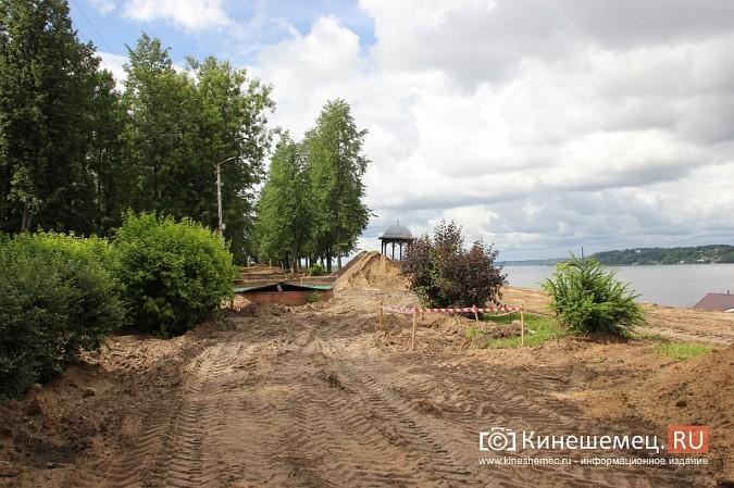 Что происходит на большой строительной площадке Волжского бульвара? фото 15