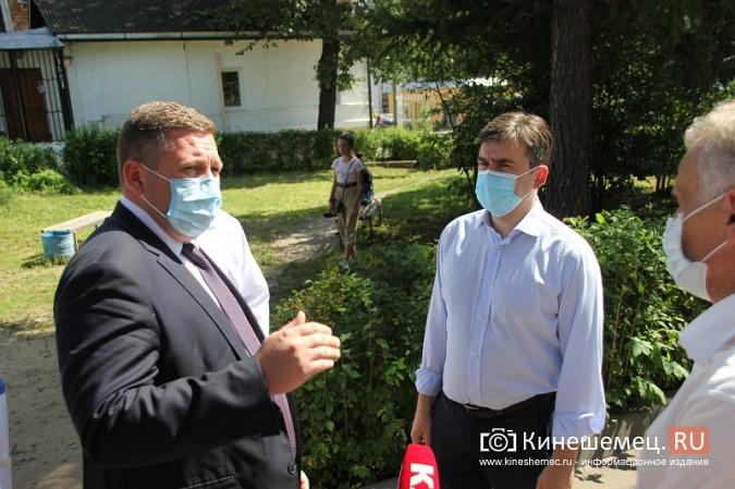 Станислав Воскресенский обсудил с кинешемцами планы развития города фото 3