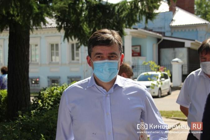 Станислав Воскресенский обсудил с кинешемцами планы развития города фото 2
