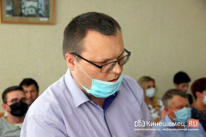 Вячеслав Ступин готов приступить к обязанностям мэра Кинешмы фото 13