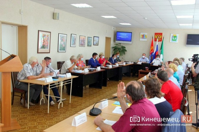 Вячеслав Ступин готов приступить к обязанностям мэра Кинешмы фото 3