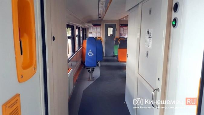 Скоростной рельсовый автобус привез в Кинешму первых пассажиров фото 3