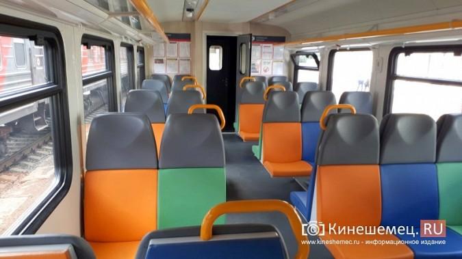 Скоростной рельсовый автобус привез в Кинешму первых пассажиров фото 4