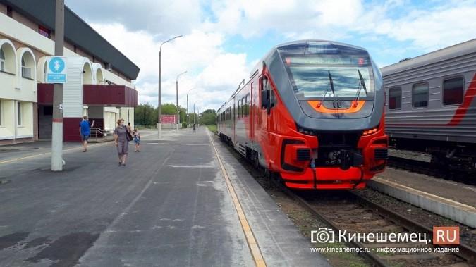 Скоростной рельсовый автобус привез в Кинешму первых пассажиров фото 6