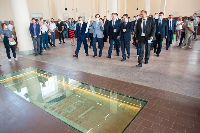 Железнодорожный вокзал в Иваново открыли после реконструкции фото 6