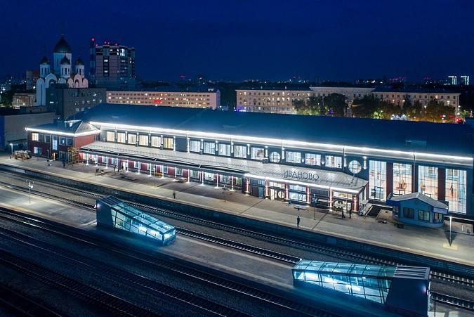 Железнодорожный вокзал в Иваново открыли после реконструкции фото 9