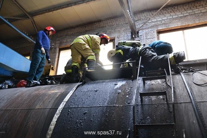 Мужчина погиб из-за взрыва в вагонном депо в Ивановской области фото 2