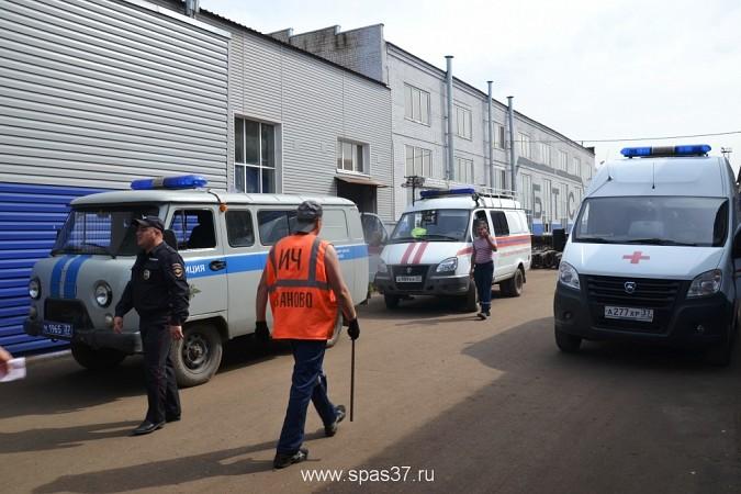 Мужчина погиб из-за взрыва в вагонном депо в Ивановской области фото 4