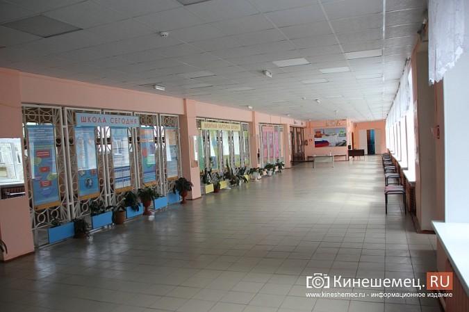 И.о.главы Кинешмы В.Ступин проинспектировал ремонт в образовательных учреждениях фото 13