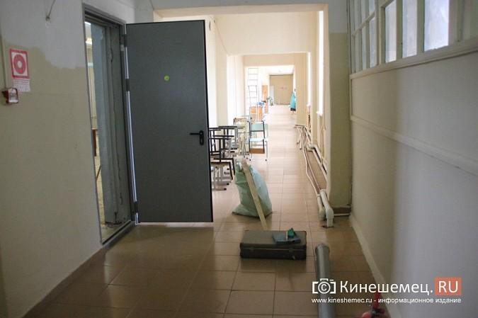 И.о.главы Кинешмы В.Ступин проинспектировал ремонт в образовательных учреждениях фото 15