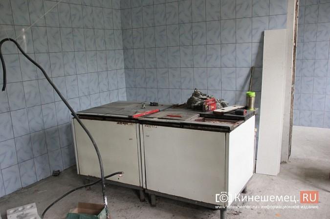 И.о.главы Кинешмы В.Ступин проинспектировал ремонт в образовательных учреждениях фото 11