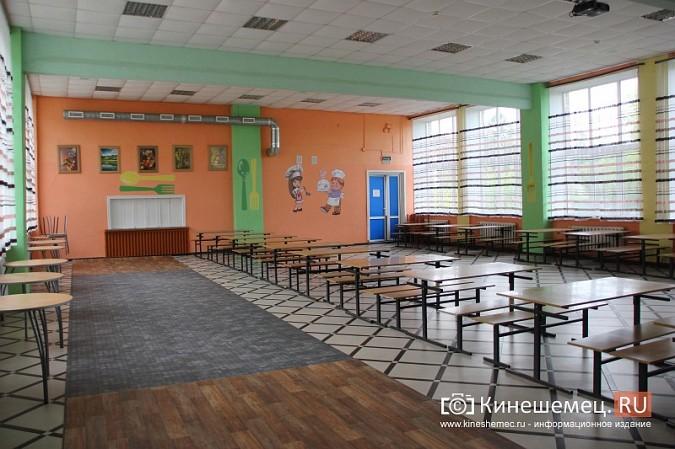И.о.главы Кинешмы В.Ступин проинспектировал ремонт в образовательных учреждениях фото 3