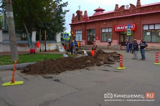 На перекрестке Советская-Рылеевская перекопали проезжую часть фото 4