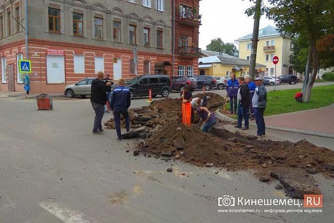 На перекрестке Советская-Рылеевская перекопали проезжую часть фото 2
