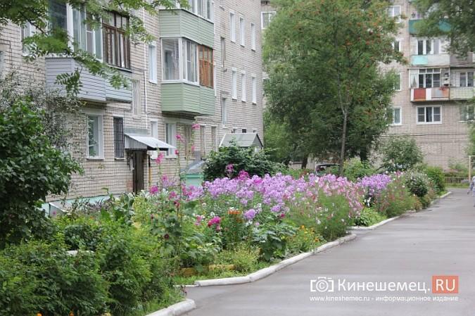 У пятиэтажки на улице Воеводы Боборыкина жители вырастили шикарный цветник фото 20