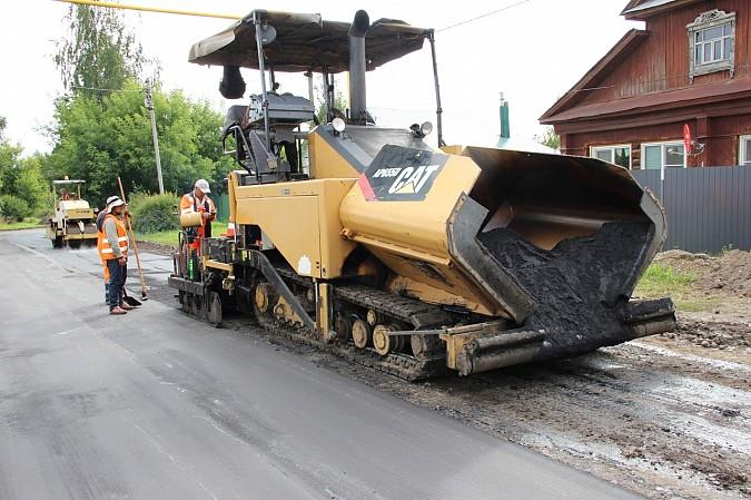 В Кинешме приступили к ремонту дорог на улицах Третьяковской и Физкультурной фото 4