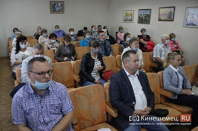 На публичных слушаниях отвергли прямые выборы мэра Кинешмы фото 3