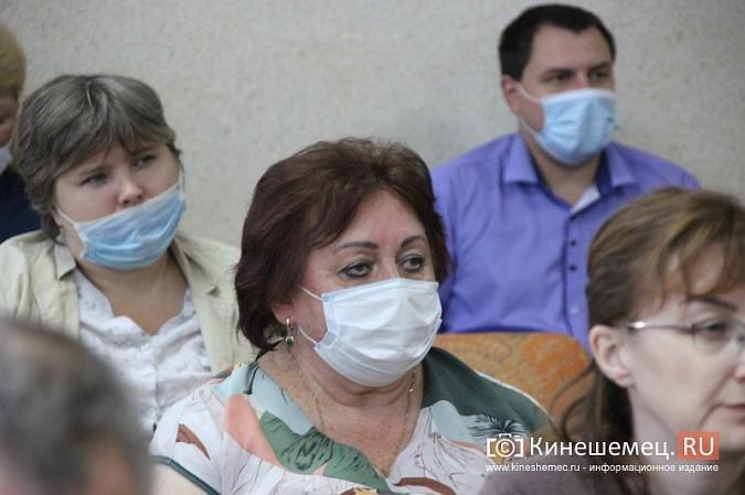 На публичных слушаниях отвергли прямые выборы мэра Кинешмы фото 5