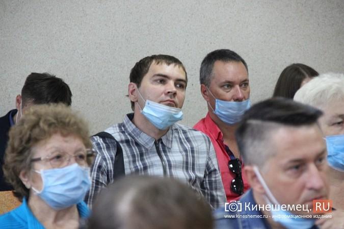 На публичных слушаниях отвергли прямые выборы мэра Кинешмы фото 4