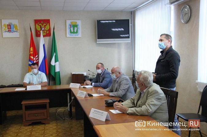 На публичных слушаниях отвергли прямые выборы мэра Кинешмы фото 13